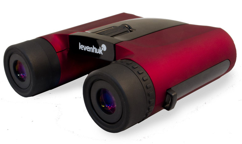 Levenhuk Rainbow 8x25 Amethyst Binoculars photo