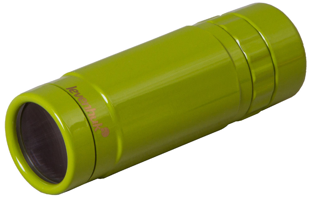Levenhuk Rainbow 8x25 Sunny Orange Monocular photography