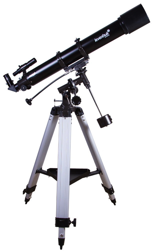Refractor Telescopes with Equatorial Mounts