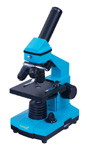 Two microscopes in one. Advanced NG configuration. Color: Azure