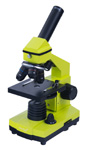 Two microscopes in one. Advanced NG configuration. Color: Lime