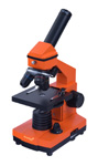 Two microscopes in one. Advanced NG configuration. Color: Orange