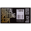 Levenhuk Blaze D200 Digital Spotting Scope image choose