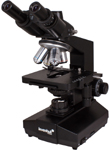 Levenhuk 870T Biological Trinocular Microscope photo