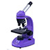 Levenhuk 50L NG Amethyst Microscope photo