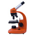 Levenhuk 50L NG Orange Microscope graphic