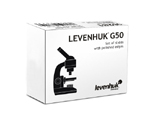 Levenhuk G50 Blank Slides, 50 pcs photo