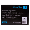 Levenhuk Zeno Vizor H7 Head Magnifier image choose