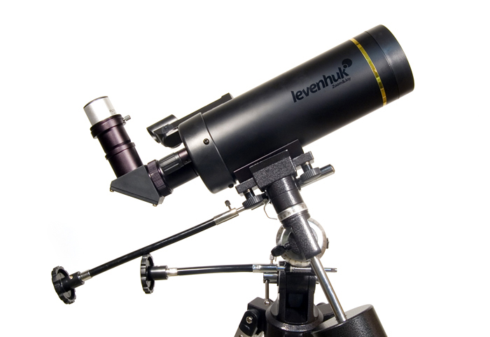 Levenhuk Skyline PRO 80 MAK Telescope graphic