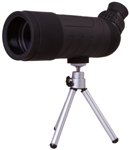 Levenhuk Blaze BASE 50F Spotting Scope An angled eyepiece. Magnification: 7x. Objective lens diameter: 50 mm